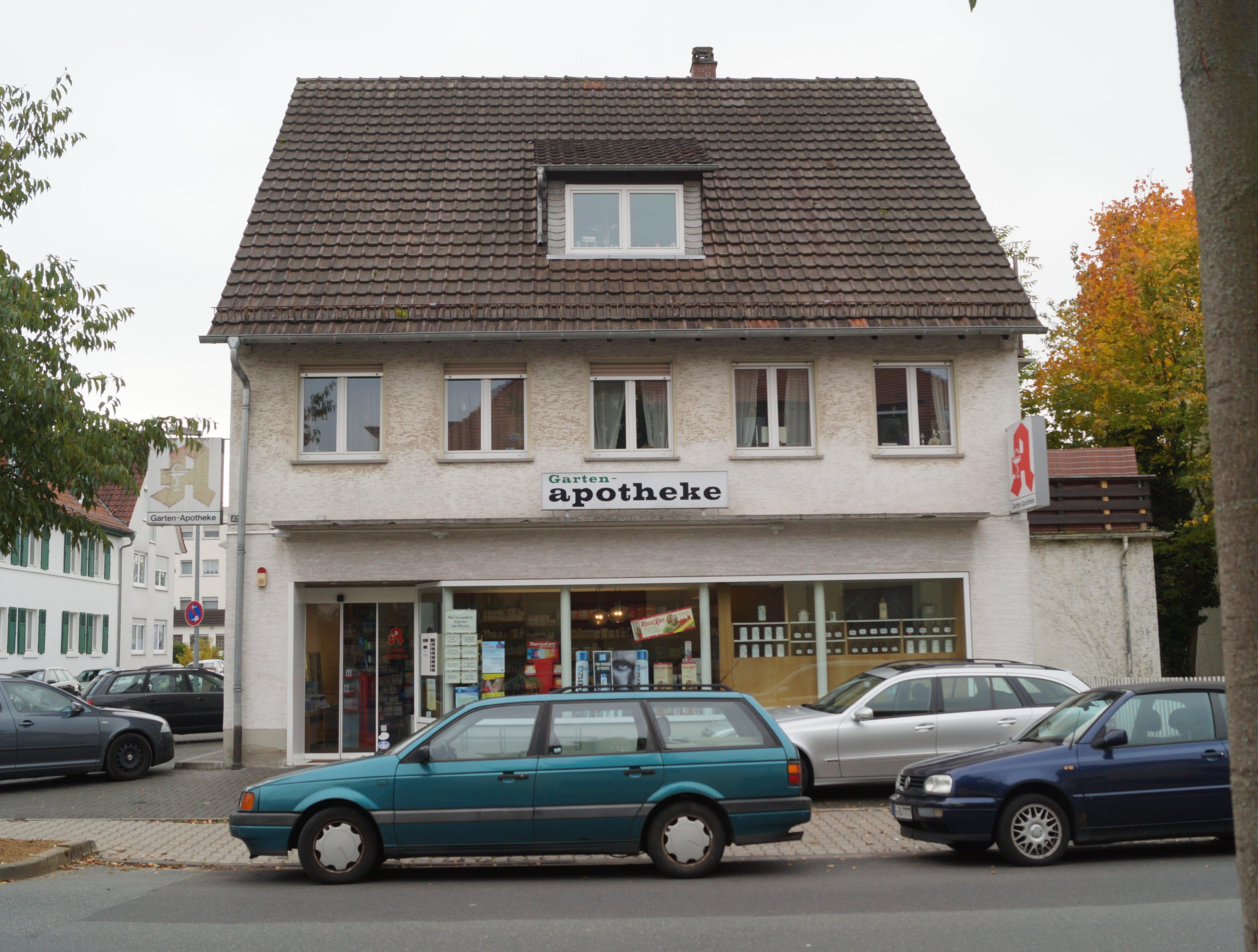 Garten Apotheke Langen