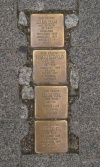 2015 August-Bebel-Str 14 (1) Stolpersteine.JPG